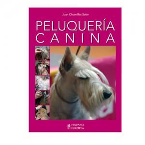 Libro Peluqueria Canina HE012