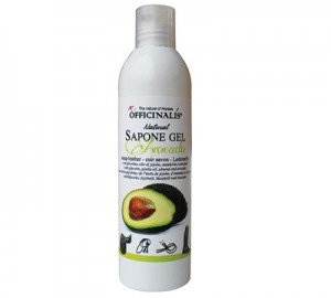 Jaboncillo cuero gel Officinalis Avocado 250ml