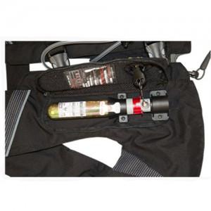 Recarga bombona CO2 chaleco Airbag Hit-Air 50cc
