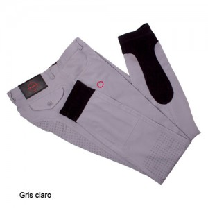 Pantalon montar T.Just Cirilo Full Grip