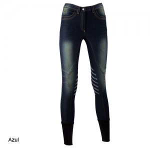 Pantalon montar T.Just Cristea Knee Grip