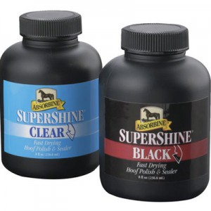 Tinte cascos Absorbine Supershine 236ml