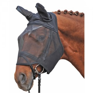 Protector mascara antimoscas C/orejas