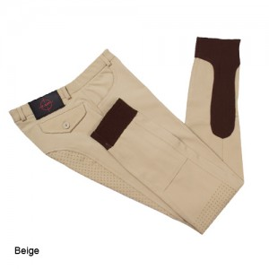 Pantalon montar T.Just Burkert full grip