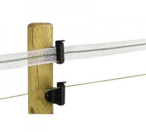 Aislador cuerda & cinta universal C/clipper