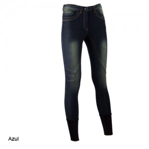 Pantalon montar T.Just Cordelia Full Grip
