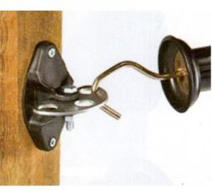 Aislador puerta sencillo 3 anclajes Pastormatic DFV-26