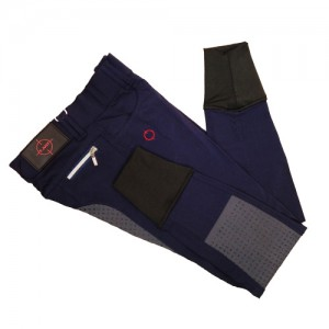 Pantalon montar T.Just Coral Full Grip