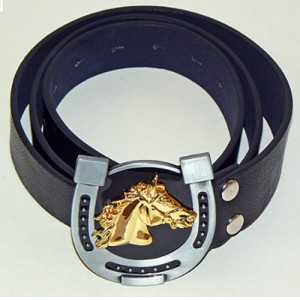 Cinturon western Herradura & Caballo