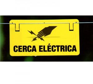 Rotulo cercado electrico Pastormatic