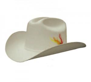 Sombrero western Tombstone Texas Plume