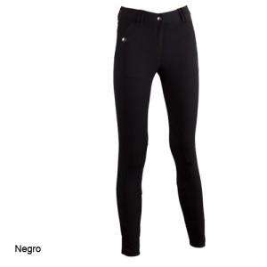 Pantalon montar EQuus bolsillos contraste